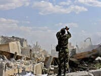 Forțele siriene au ocupat orașul Kobani pentru a preveni ofensiva turcă. Apelul lui Trump