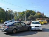 Accident rutier bizar în Botoşani.