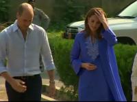Kate și William, apărați de peste 1.000 de militari în vizita din Pakistan