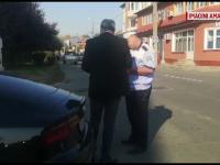 Darius Vâlcov, amendat când se pregătea să intre la tribunal. Unde îşi lăsase limuzina