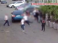 Cinci persoane trimise în judecată după bătaia sângeroasă din Mamaia