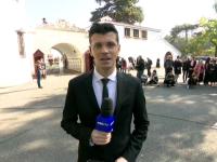 Corespondenţă specială Mihai Peticilă. Moment privat al Familiei Regale, la Palatul Elisabeta