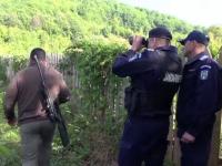 """Un proiect de lege prevede dotarea pădurarilor cu arme """"letale sau neletale"""", după caz"""