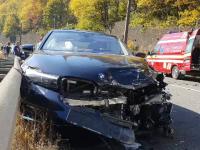 Accident grav în Timișul de Sus. Un bărbat a murit, iar altul a ajuns la spital
