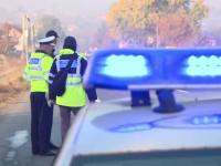 Accident în care au fost implicate şase autoturisme, pe o stradă din centrul municipiului Vaslui