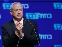 Criză politică în Israel. Benny Gantz, însărcinat cu formarea unui nou Guvern