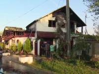 O casă și barul de lângă, distruse de un incendiu în Dâmbovița. De la ce a pornit focul