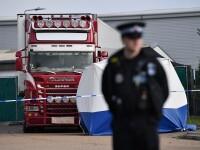 Carnagiu în Anglia. 39 de cadavre găsite într-un camion din Bulgaria. Reacția premierului