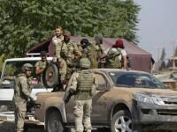 Rusia a trimis trupe la granița dintre Turcia și Siria. Reacția lui Donald Trump
