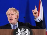 Boris Johnson nu dorește o amânare a Brexit. Ce i-a transmis lui Donald Tusk