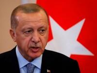 Erdogan spune că Turcia a descoperit 320 mld. metri cubi de gaze naturale în Marea Neagră