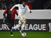 CFR Cluj a învins Rennes cu 1-0 în Europa League. Petrescu, dezamăgit de jucători
