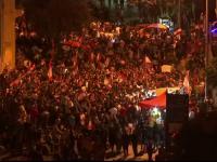 Libanezii continuă protestele declanșate după anunțarea taxelor pe WhatsApp