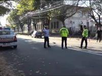 Bătrână călcată de o şoferiţă care a încurcat pedalele. Ce explicaţie a dat apoi