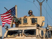 SUA și-au întărit prezenţa militară în regiunea petrolieră din Siria. Reacția Moscovei