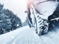 Sezonul anvelopelor de iarnă a început oficial. Anunțul făcut de Poliția Română