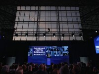 Klaus Iohannis și-a lansat programul prezidențial. Ce promite pentru un al doilea mandat
