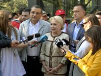 """Dăncilă, mesaj despre Colectiv: """"Să recunoaştem când lucrurile nu funcţionează"""""""