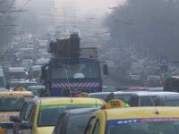 Poluarea sufocă România. În ce orașe sunt cele mai mari cantități de praf