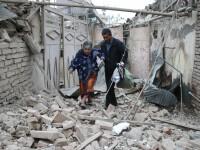 Conflictul din Nagorno-Karabah escaladează. Capitala, atacată cu rachete de armata azeră