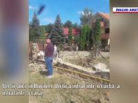 Bunicul fetiței de 3 ani ucise în curtea casei de un TIR rămas fără frâne a murit într-un accident, în aceeași zonă