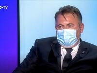 Nelu Tătaru: Rata de infectare în Bucureşti cred că rămâne în continuare sub 3 la mia de locuitori