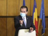 "Ludovic Orban: Guvernul nu vrea alt ""lockdown"""