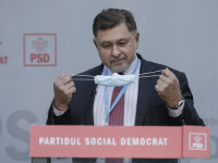 """Ludovic Orban despre intrarea lui Alexandru Rafila în PSD: """"A luat o decizie greșită"""""""