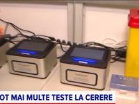 Românii fac coadă la laboratoare pentru teste Covid. Cât costă și de ce trebuie să vă feriți de superoferte