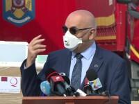 Raed Arafat: Cel puțin 5% din populația României este infectată. Numărul cazurilor reale este mult mai mare