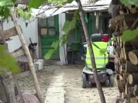 Crimă înfiorătoare într-un sat din Vaslui. Un bărbat de 88 de ani și-a ucis partenera de viață
