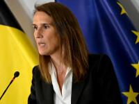 Şefa diplomaţiei belgiene, Sophie Wilmes, internată la terapie intensivă cu Covid-19
