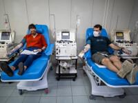 Studiu: Plasma pacienților vindecați de COVID-19 ar avea, de fapt, efecte limitate în tratarea bolii