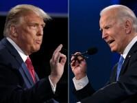 Alegeri prezidențiale SUA 2020. Cine a ieșit câștigător în ultima dezbatere