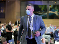 Vitali Kliciko, infectat cu coronavirus. Fostul campion candidează pentru un nou mandat în Kiev