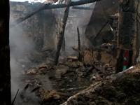 Poveste tulburătoare în Iași. Un bărbat a murit într-un incendiu, pentru că a refuzat să fie salvat