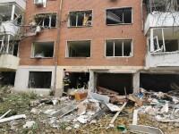 Explozie într-un apartament din municipiul Galați. Cinci persoane au fost rănite, iar locatarii, evacuați