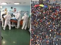 """""""Un român a murit la fiecare 8 minute în ultimele 24 de ore"""". Reacția CNCAV la protestele din Capitală"""