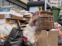Dezvăluiri. Afacerile cu deșeuri din București au legături cu crima organizată din Italia