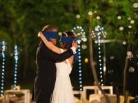 """Nuntă cu remușcări la Căsătoriți pe nevăzute: """"M-am panicat foarte tare!"""""""