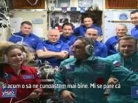 Primul film făcut vreodată pe orbită va fi făcut de ruși. Cine este actrița care va juca în film