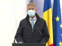 """Iohannis, îngrijorat din cauza scumpirii energiei: """"Sunt necesare măsuri care să protejeze și economia"""""""