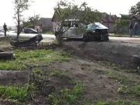 Accident înfiorător în județul Mureș. Un tânăr și-a pierdut viața după ce a intrat într-o mașină cu nisip