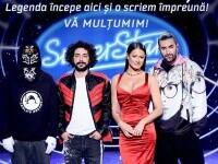 Peste 1.4 milioane de români au urmărit spectacolul SuperStar România! Sâmbătă seară vom avea parte de o premieră în emisiune