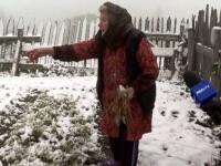 Vreme rece peste tot în țară. Turiștii au fost luați prin surprindere de zăpada de la munte