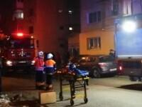 Un bărbat a fost găsit mort într-un hotel din Focșani, după ce în camera sa a izbucnit un incendiu