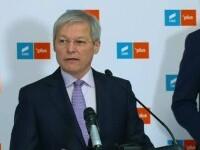 USR l-a propus pe Dacian Cioloş premier, pentru a pune capăt crizei politice