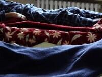 Pacienții Covid din Năsăud îngheață de frig. Din cauza tuburilor de oxigen, nu pot folosi surse de căldură