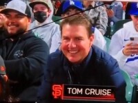Tom Cruise, de nerecunoscut. Oamenii s-au întrebat ce s-a întâmplat cu fața actorului. VIDEO