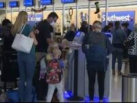 Aproape 2.000 de zboruri, anulate în ultimele trei zile de o companie aeriană din SUA